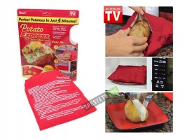 Джоб за печене на картофи в микровълнова фурна - Potato Express