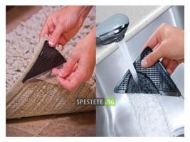 Силиконови подложки против плъзгане на килими - Ruggies