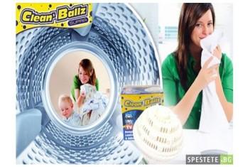 Топка за екологично  и удобно пране - Clean Ballz