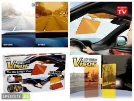 Слънцезащитен панел за автомобил HD Vision Visor