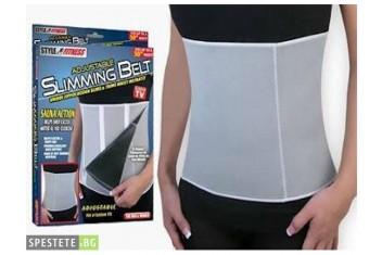 Колан за отслабване със сауна ефект - Slimming Belt