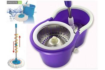 Революционен моп с центрофуга Spin Mop