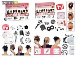 Комплект за професионални прически - Hairagami Kit