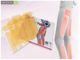 Лепенки за отслабване за корем и крака - Wоnder Patch
