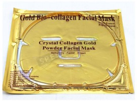 Златна колагенова маска за лице