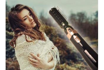 5в1 Маша за коса с горещ въздух