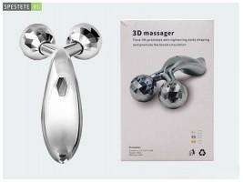 3D масажор за лице и тяло