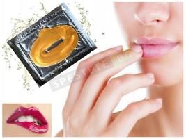 Златна колагенова маска за устни