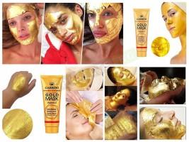 Златна почистваща маска за лице