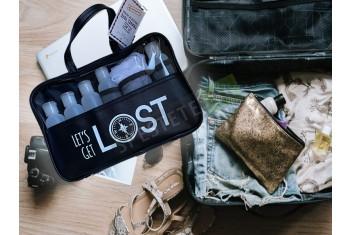 Комплект за козметика при пътуване