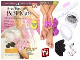 Система за домашен маникюр и педикюр - Pedi Mate