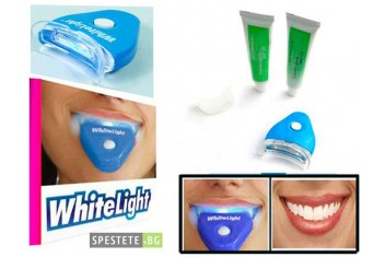 Система за избелване на зъби - Whitelight