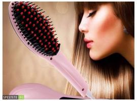 Електрическа четка за изправяне на коса Luxury