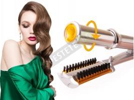 Комбиниран уред преса и маша за коса 3в1