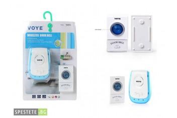 Безжичен звънец входна врата - Voye V009A