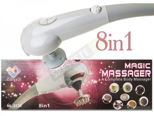 Магически масажор 8в1