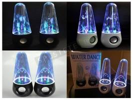 Сърфирайте с водни тонколони Water Dancing Speakers