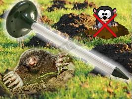 Соларен уред против гризачи от ТАЙМ-МС