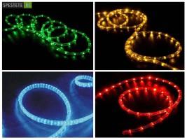 Светещ коледен LED маркуч