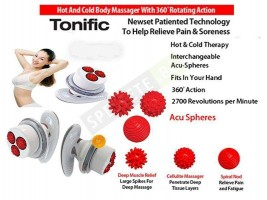 Тонизиращ антицелулитен масажор