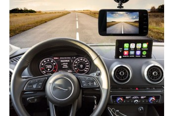 Видеорегистратор за автомобил с 2 камери