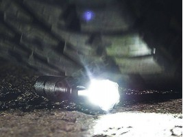 Водоустойчиво фенерче TacLight