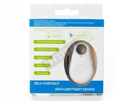 Bluetooth GPS ключодържател