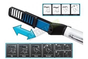 Електрическа четка за изправяне на брада и коса