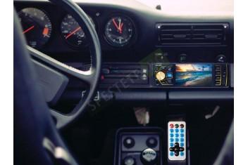Мултифункционален плеър за автомобил с дисплей