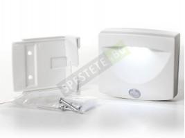 Силна лед лампа със сензор за движение