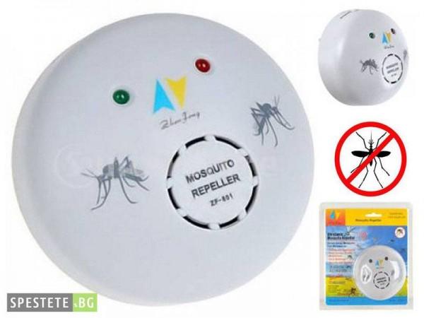 Ултразвуково устройство против комари - ZF-801