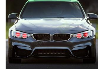 Автомобилни цветни светлини с дистанционно управление