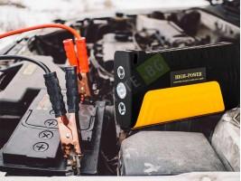 Автономно стартиращо устройство и компресор за автомобил