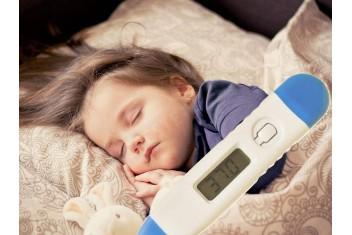 Електронен дигитален термометър