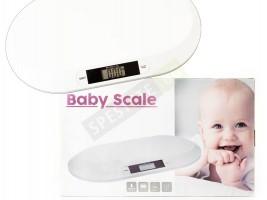 Електронна везна за бебета