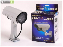 Фалшива водоустойчива камера  Dummy IR Camera