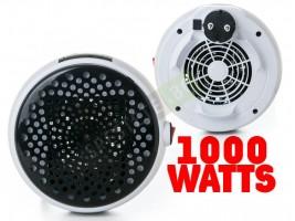 Компактна вентилаторна мини-печка духалка 1000W