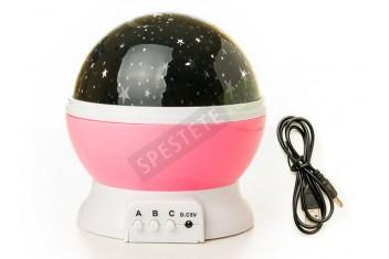 Лампа планетариум Star Master
