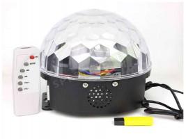 LED Лампа с USB и дистанционно