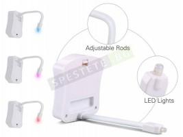 LED Осветление за тоалетна чиния