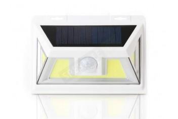 Мощна соларна лампа със сензор за движение