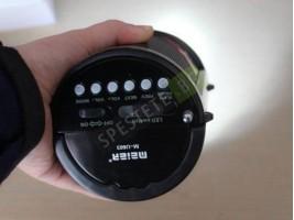 Музикална система с два фенера