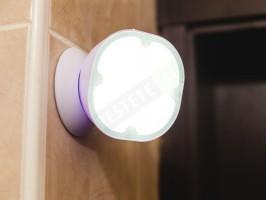 Преносима лампа със сензор и презареждаща батерия
