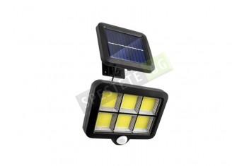 Сензорна лапма със соларен панел