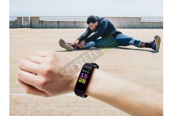 Смарт фитнес гривна и часовник