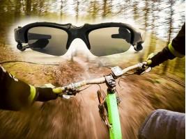 Смарт очила с блутут слушалки
