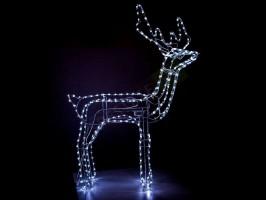 Светещ LED елен