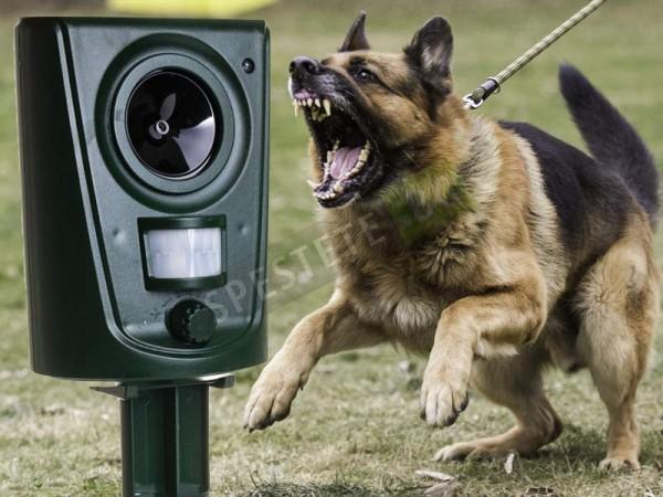 Ултразвуков уред против животни на батерии