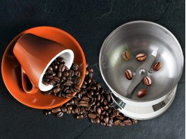 Електрическа мелачка за кафе