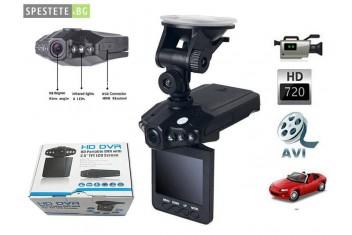 HD-DVR - аудио и видео записващо устройство  за превозни средства